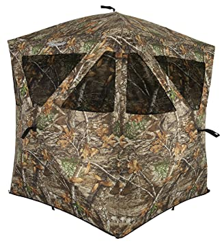 Pleasant Amazon Com Ameristep Care Taker Ground Blind Realtree Inzonedesignstudio Interior Chair Design Inzonedesignstudiocom