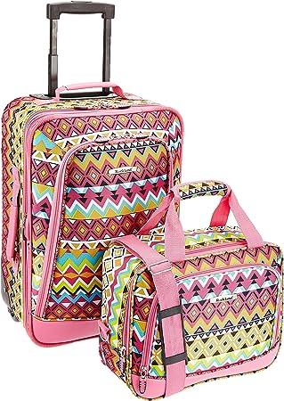 Boarding pass Chevron,Geometric Arrangement Tribe Suitcase Tag