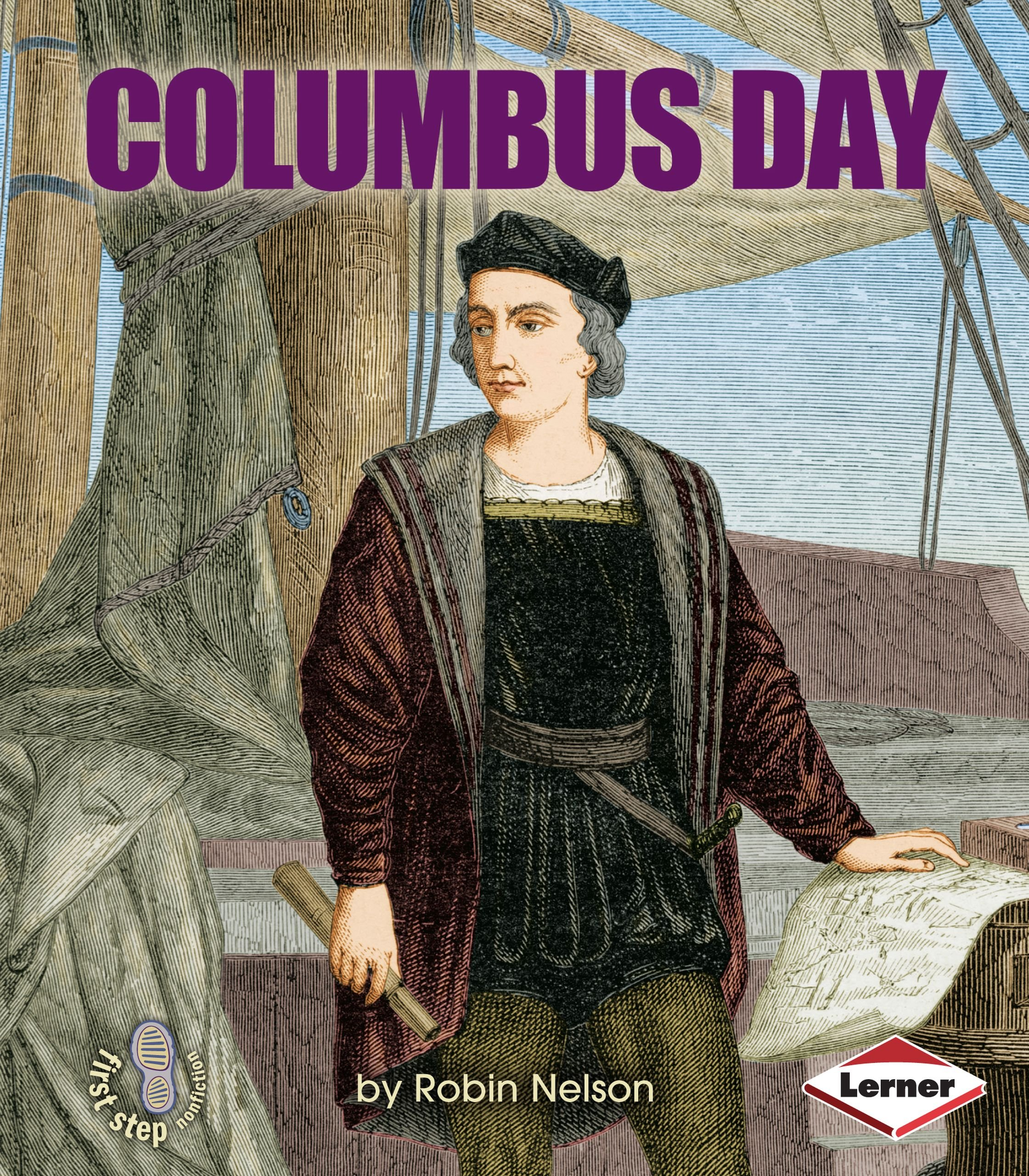 Download Columbus Day (First Step Nonfiction) ebook