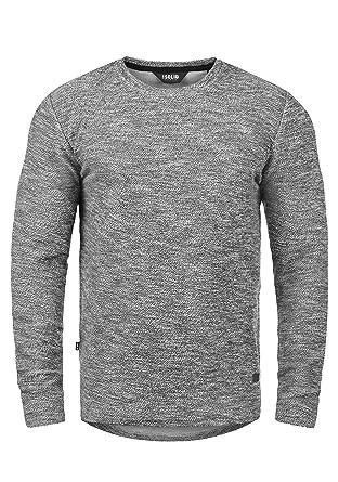 0be21b933d4d Solid Gulliver Herren Sweatshirt Pullover Pulli Mit Rundhalsausschnitt Aus  100% Baumwolle, Größe