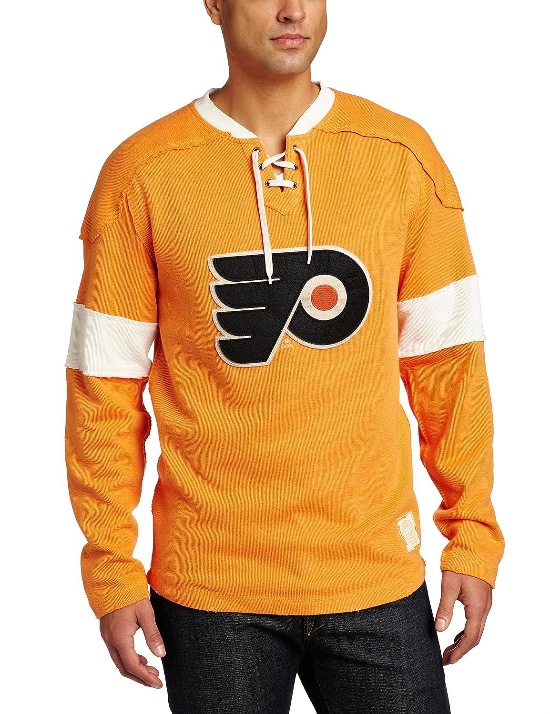 finest selection 8e612 550af Philadelphia Flyers Reebok Vintage NHL Retro Sport Jersey ...