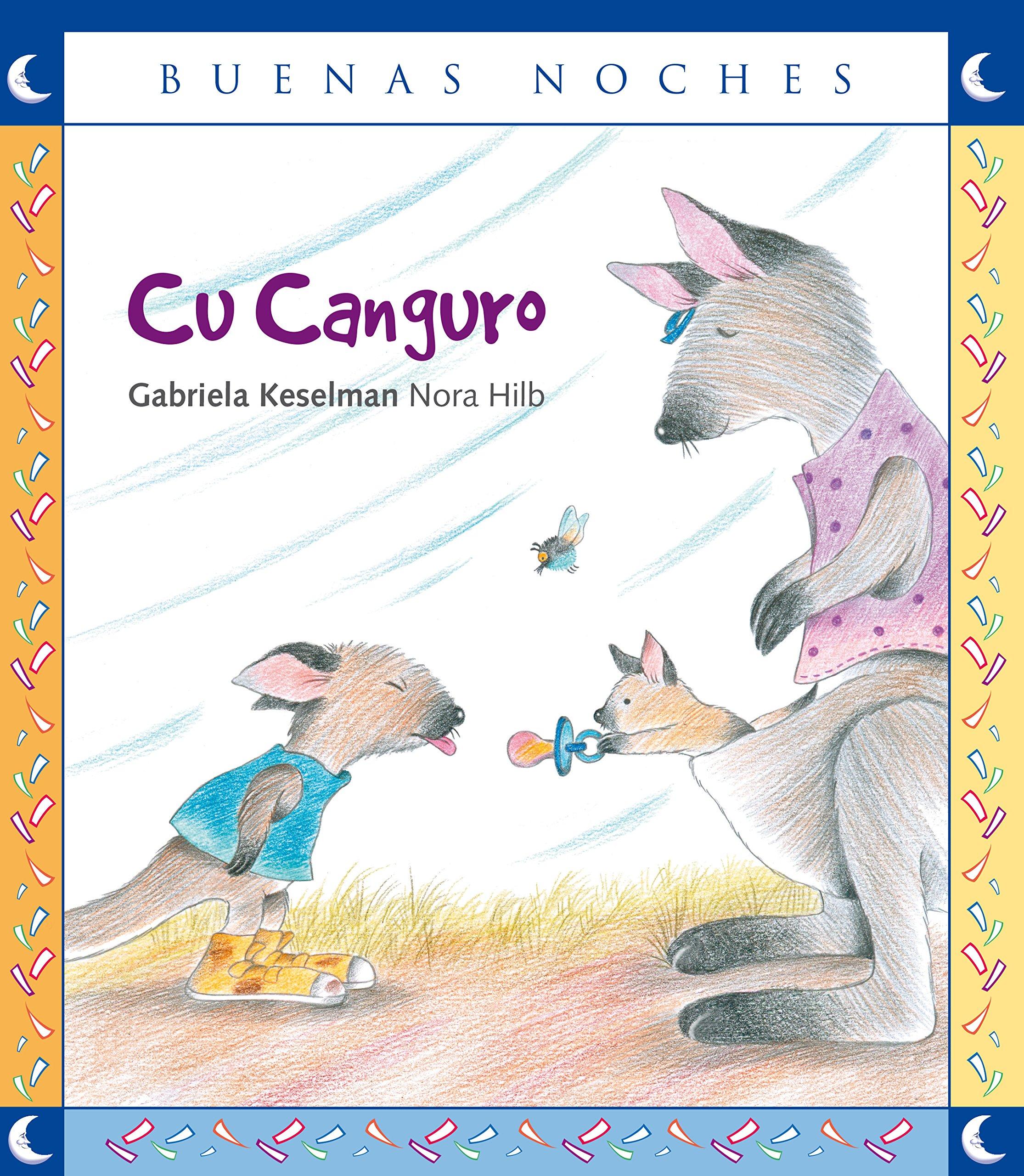 Download Cu Canguro / Koo Kangaroo (Buenas noches) Spanish Edition (Buenas noches/ Goodnight) pdf