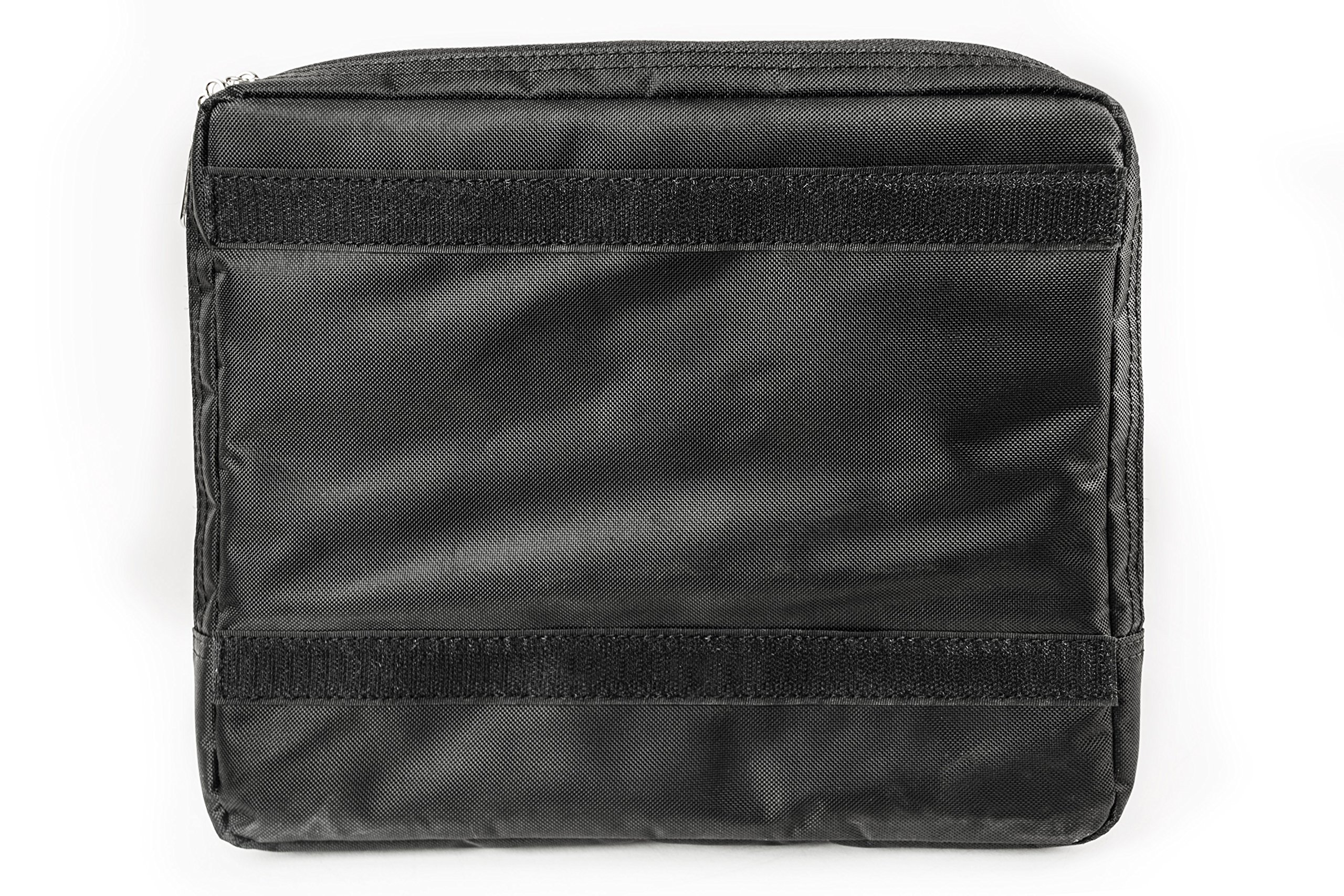 AutoExec AETote-09 Black/Grey File Tote with One Cooler and One Tablet Case by AutoExec (Image #19)