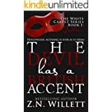 The Devil has a British Accent Book One: Jackson: A Movie Star Paranormal Multicultural Romance (White Carpet Series 1)