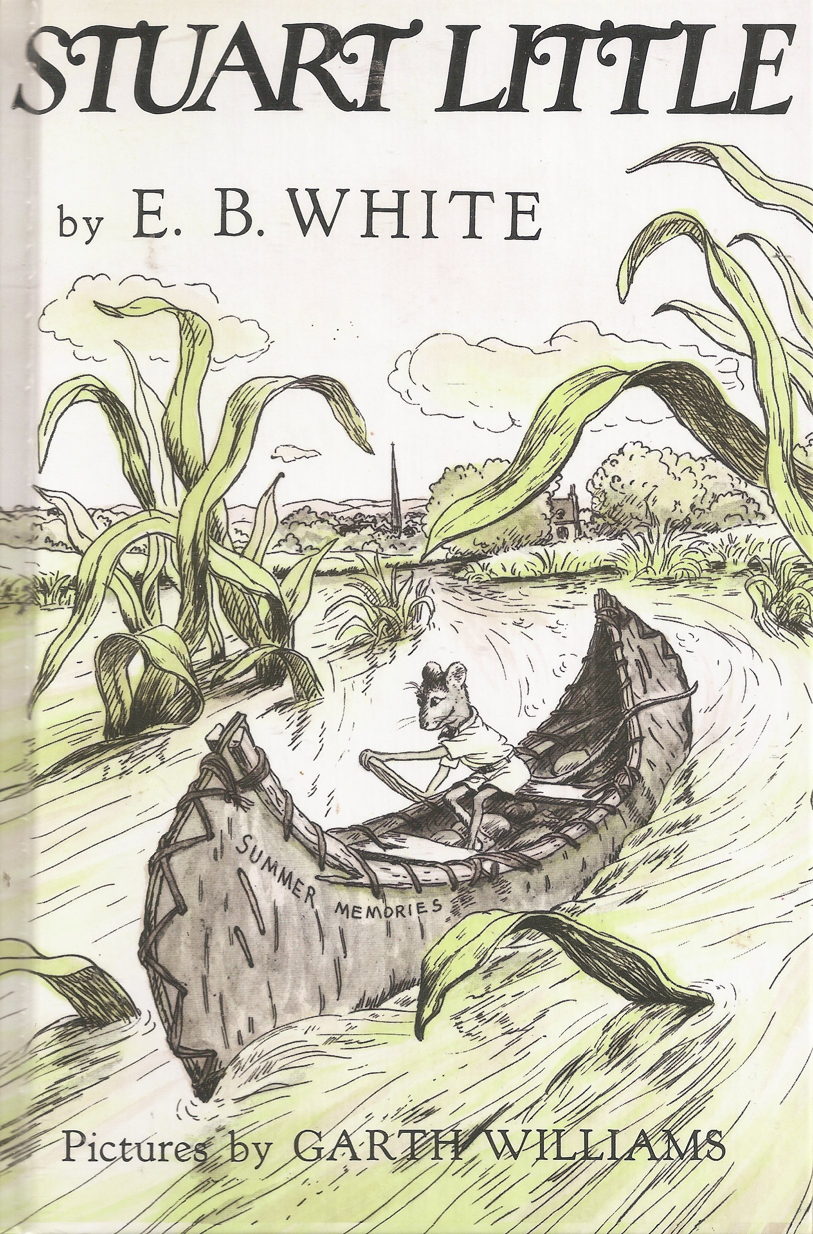 Stuart Little, E. B. White