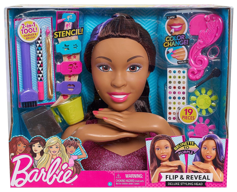 Barbie Deluxe Styling Head - AA
