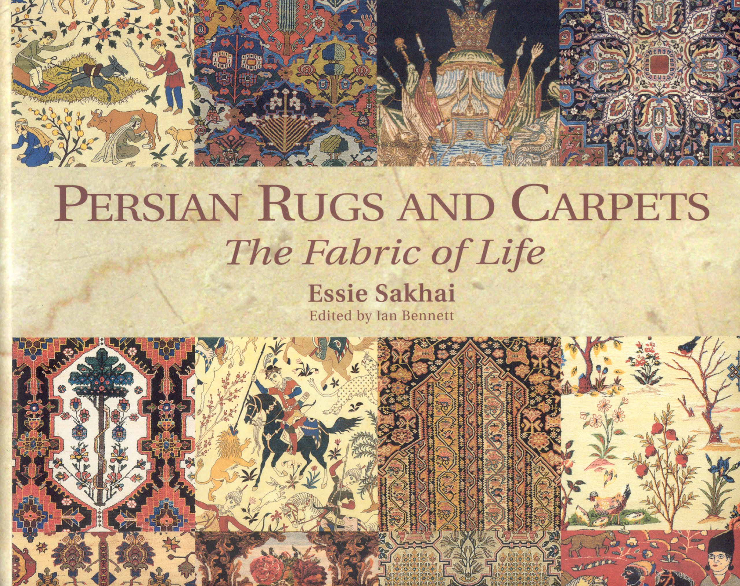 amazon persian rugs and carpets the fabric of life essie sakhai