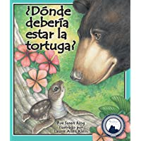 ¿Dónde debería estar la tortuga? [Where Should Turtle Be?] (Spanish