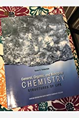 General Organic and Biological Chemistry Structures of Life Textbook Binding