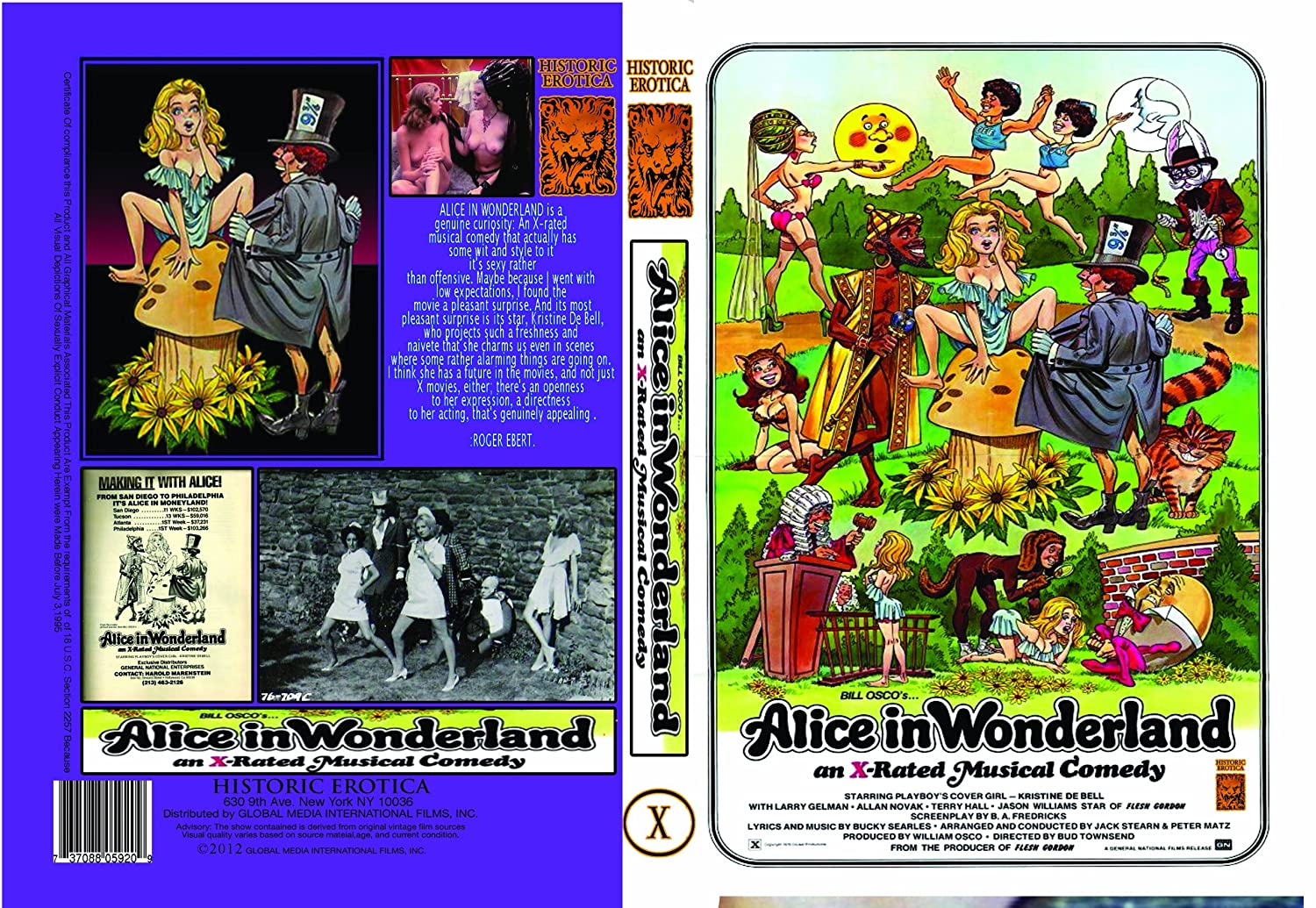Alice in wonderland porn movie pic 66