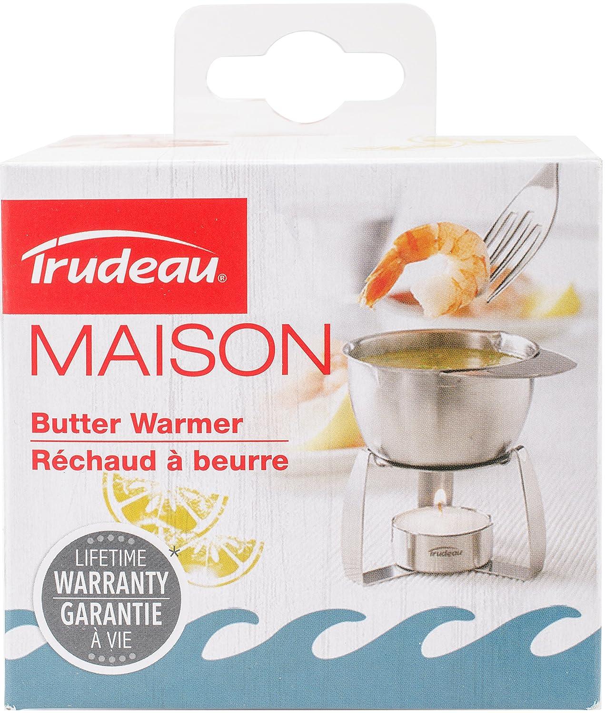 Trudeau Maison Marine Butter Warmer (Stainless Steel) 5115095