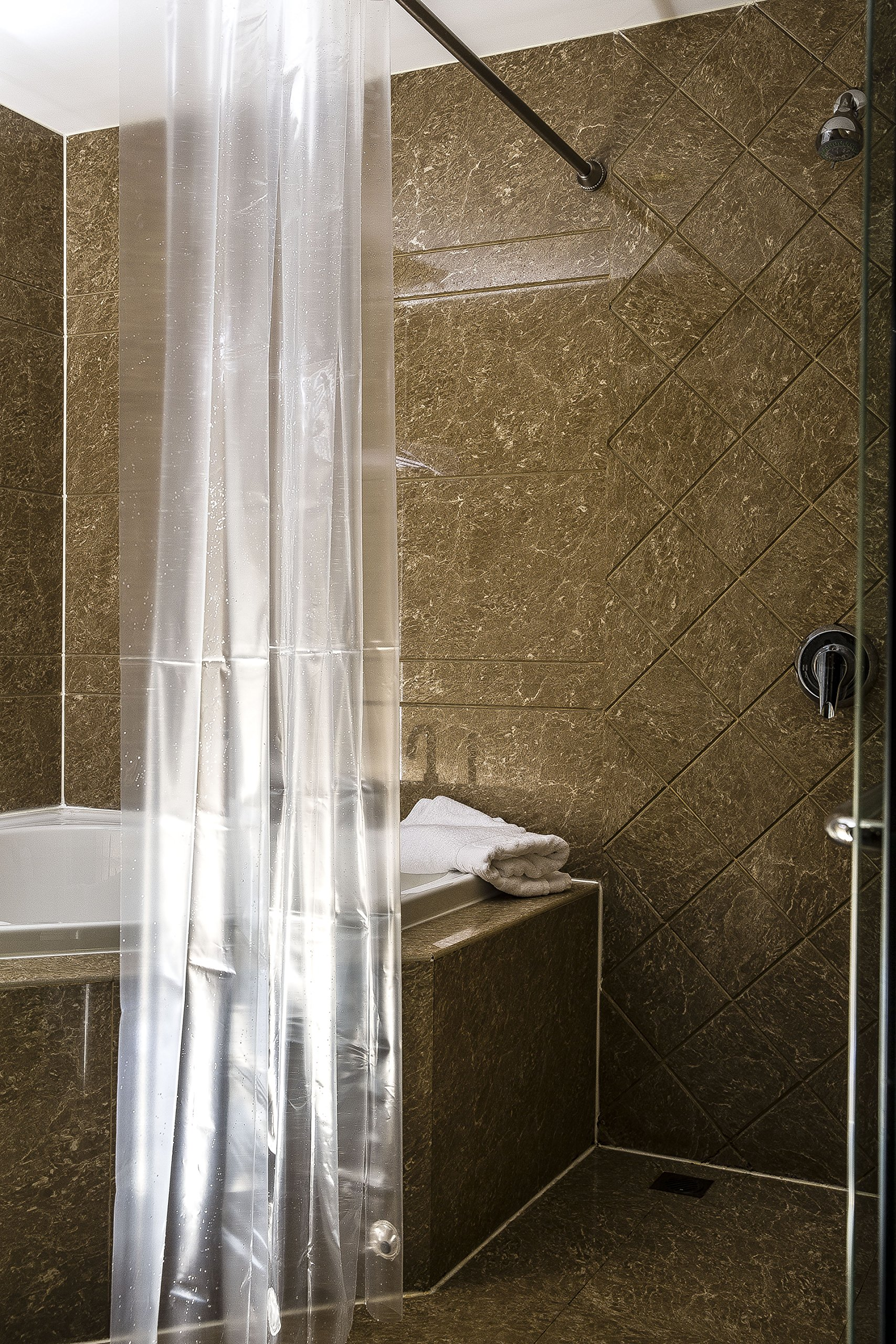 how to clean mildew from shower curtain liner