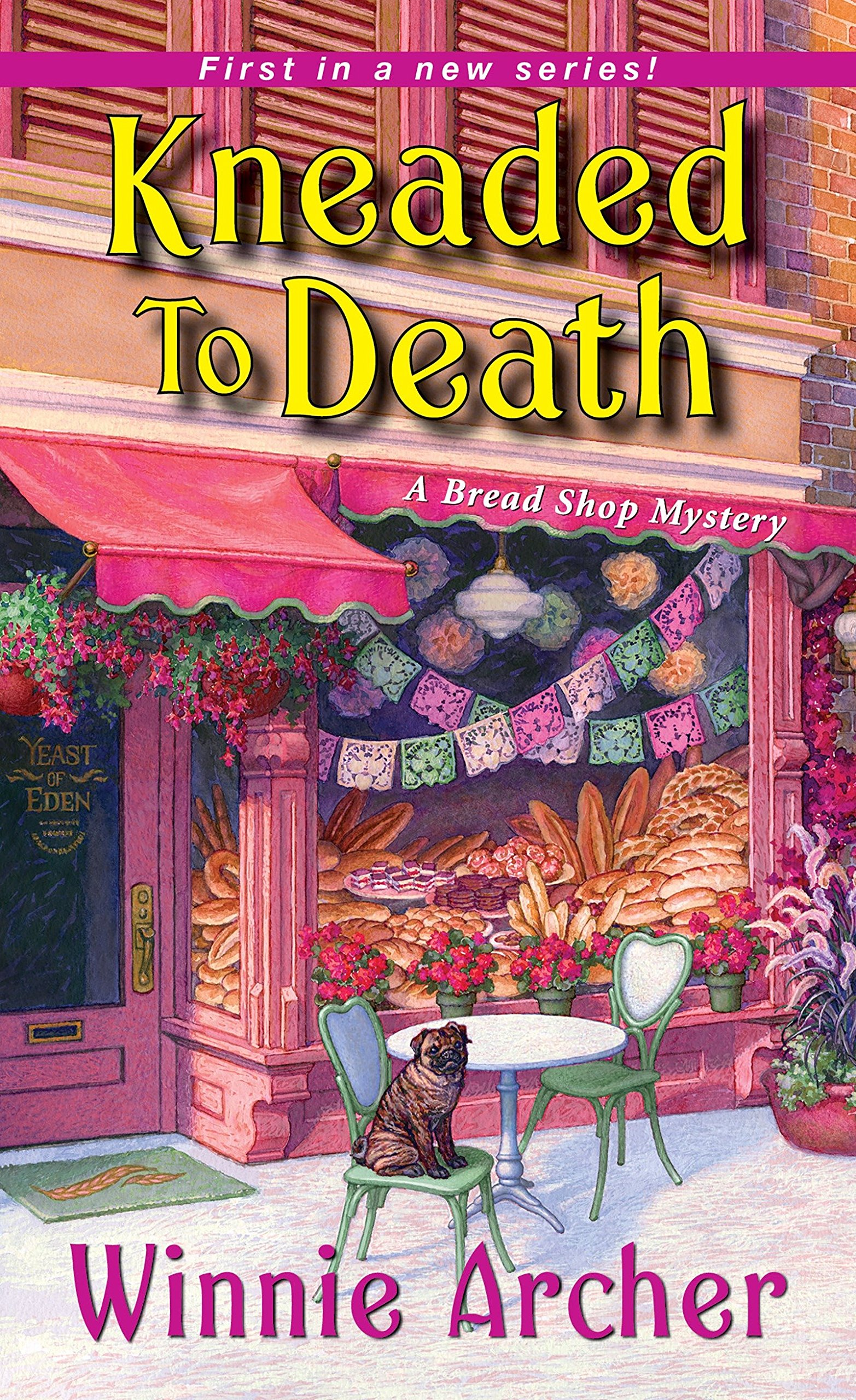 Download Kneaded to Death (A Bread Shop Mystery) PDF