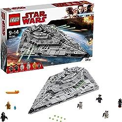 LEGO Star Wars - First Order Star Destroyer (75190)
