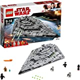 LEGO - Star Wars - First Order Star Destroyer - 75190 - Jeu de Construction