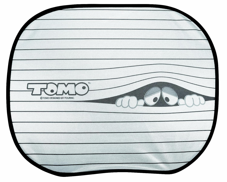 Cartrend 95110 Sonnenschutz 'Tomo' mit Saugnapf, 44 x 36 cm