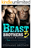 Beast Brothers 3: An MFM Twin Ménage Romance