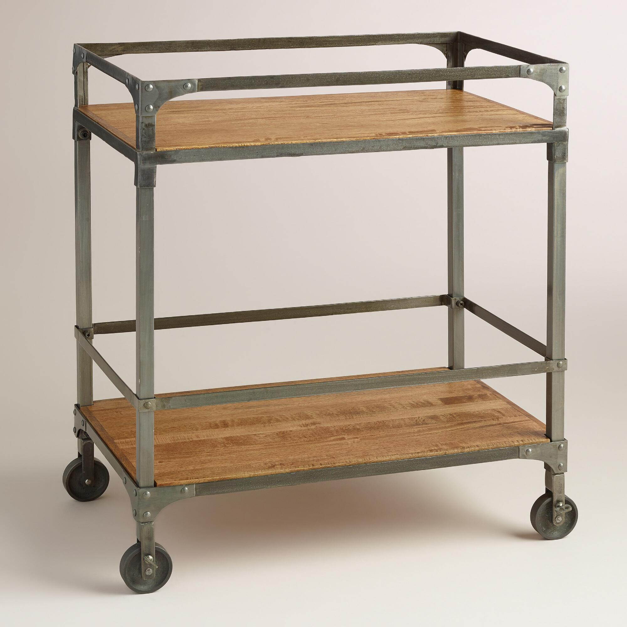 Aiden Bar Cart | World Market