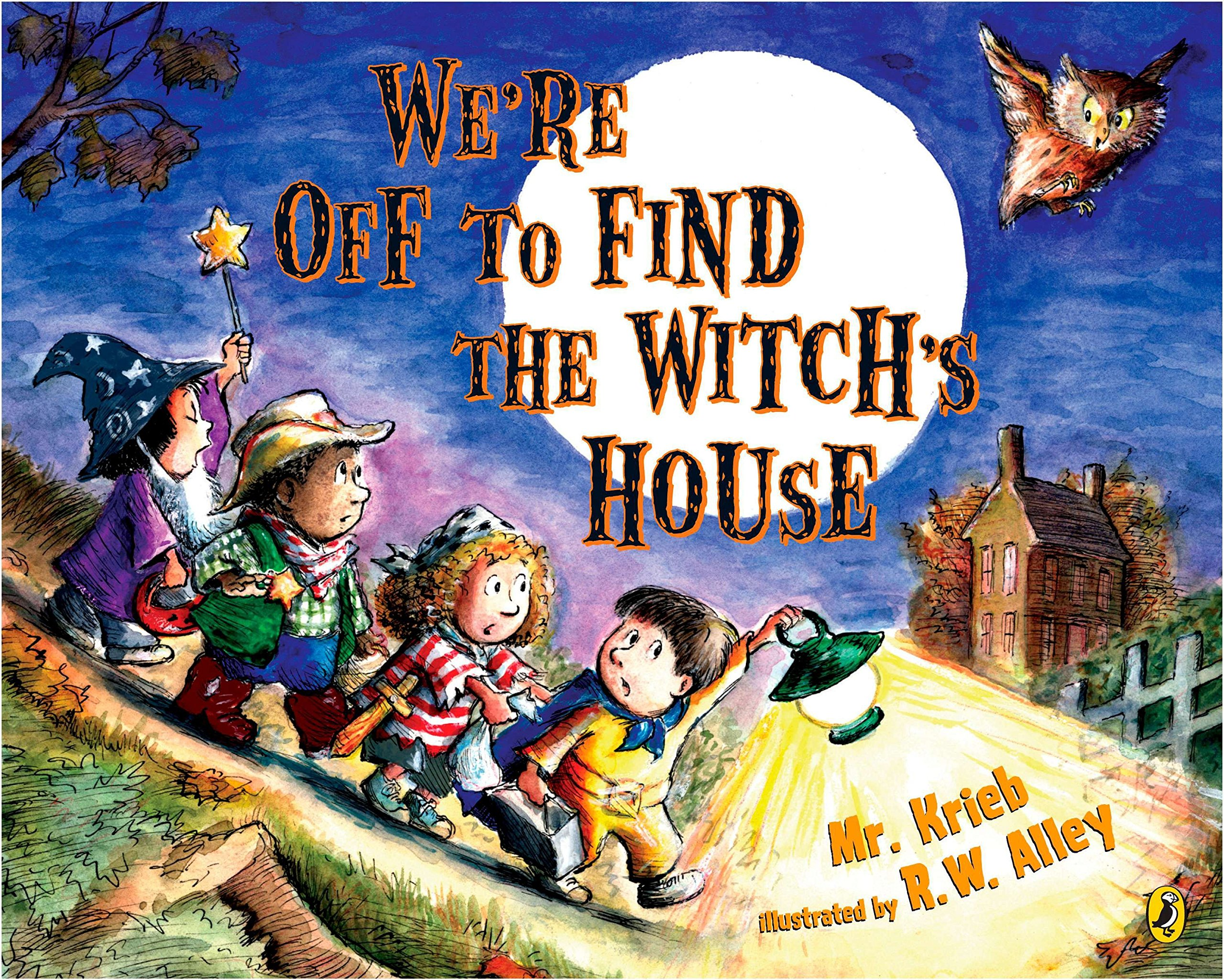 Image result for we're off to find the witch's house