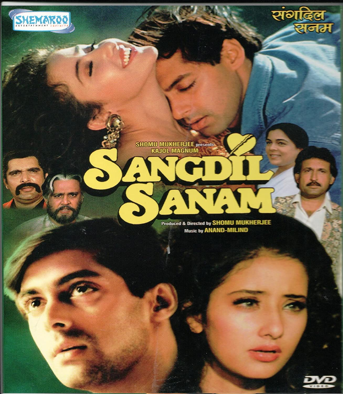 Sangdil Sanam (1994) Hindi 720p HEVC HDRip x265 AAC  [750MB] Full Movie Download