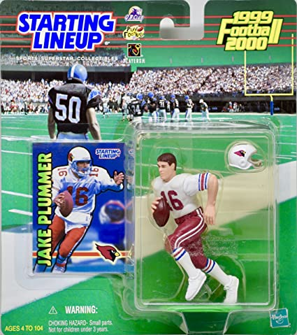 fad92d4b Amazon.com: Starting Lineup - Jake Plummer - Arizona Cardinals - NFL ...