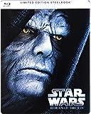 Star Wars: Return of the Jedi Episode 6 (Blu-ray) Steel Book