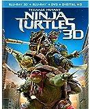 Teenage Mutant Ninja Turtles (2014) [Blu-ray 3D + Blu-ray + DVD + Digital HD]