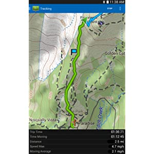 Earthmate gps with topo maps amazon appstore for android gumiabroncs Images