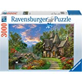 Ravensburger Tranquil Countryside Jigsaw Puzzle (3000 Piece)