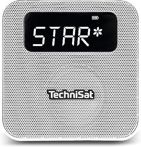 Technisat Digitradio Flex Dab Steckdosenradio Mit Akku Dab Radio Ukw Audio Eingang Usb Ladefunktion Bluetooth Favoritenspeiche Weiß Heimkino Tv Video