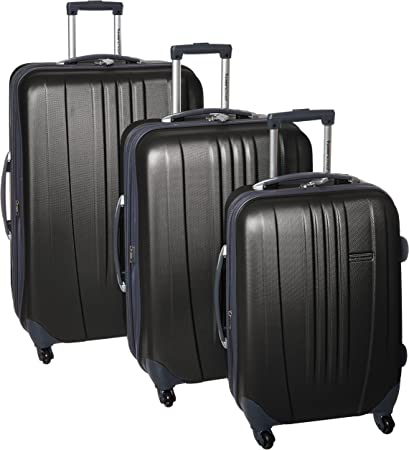 Traveler's Choice Toronto Lightweight Hardside Expandable Spinner Luggage