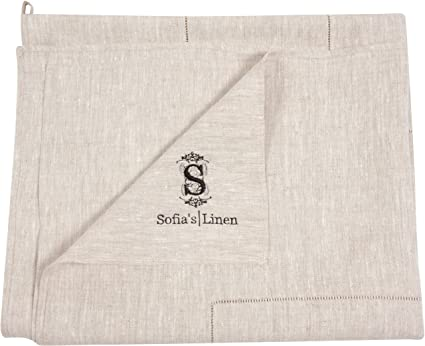 Amazon Com 100 Pure Flax Linen Bath Towel 40 X 65 Home Kitchen