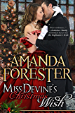 Miss Devine's Christmas Wish: A Holiday Novella (Daring Marriages)
