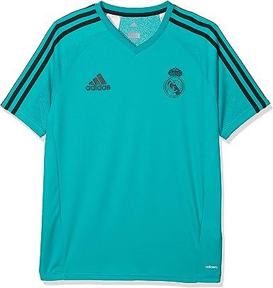 adidas Real Madrid Camiseta de Entrenamiento, Niños: Amazon.es: Ropa y accesorios