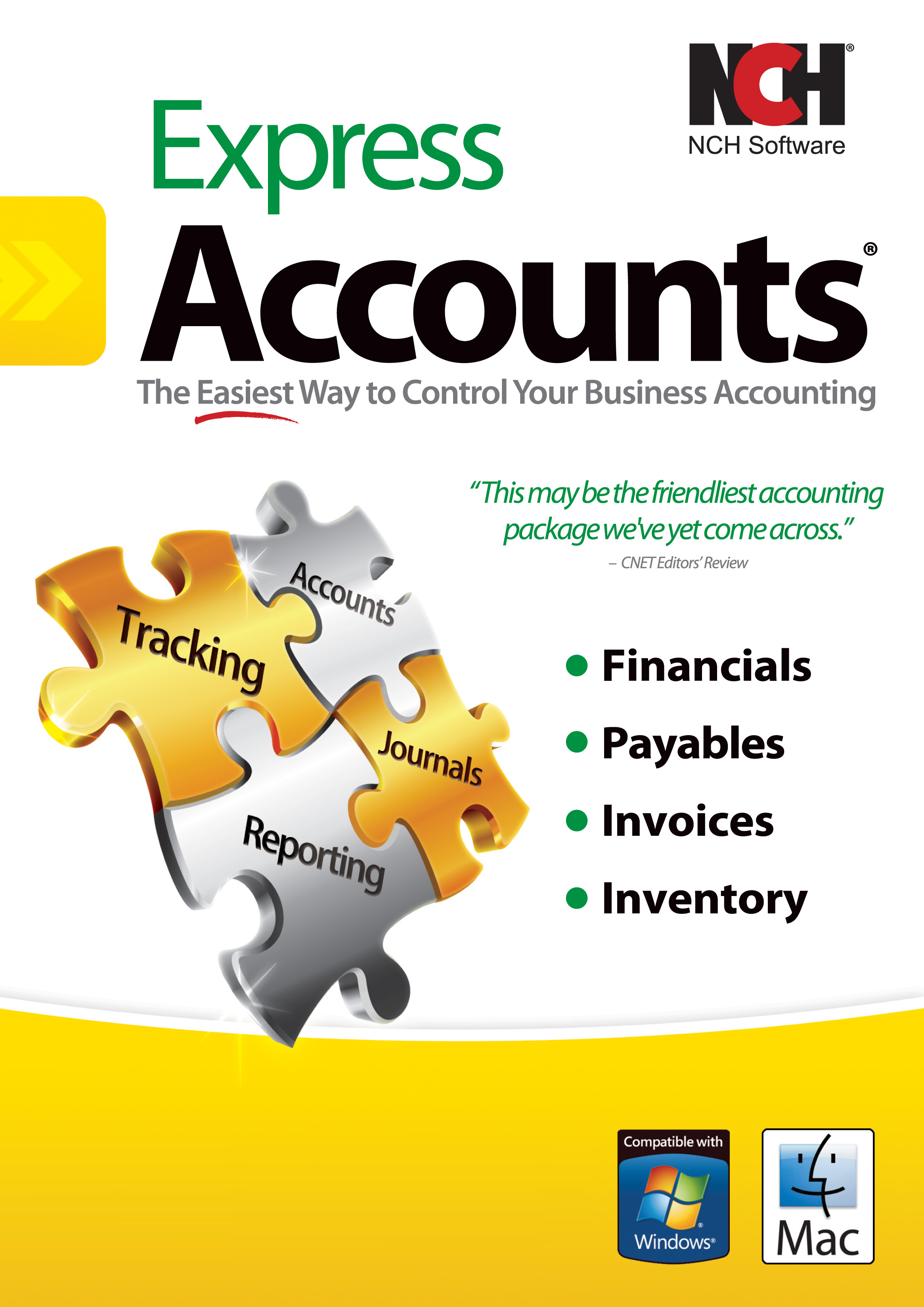 Accounts Accounting Software Bookkeeping Reporting product image