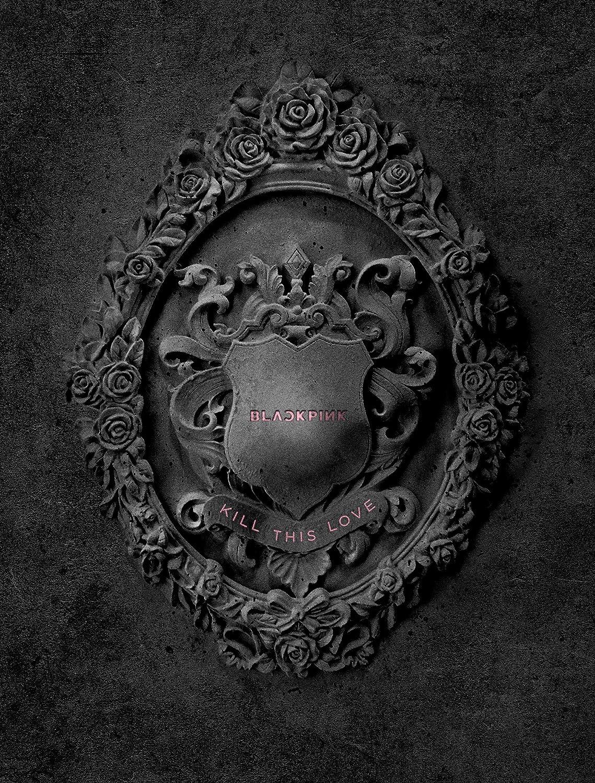 Amazon Com Blackpink 2nd Mini Album Kill This Love Black Ver