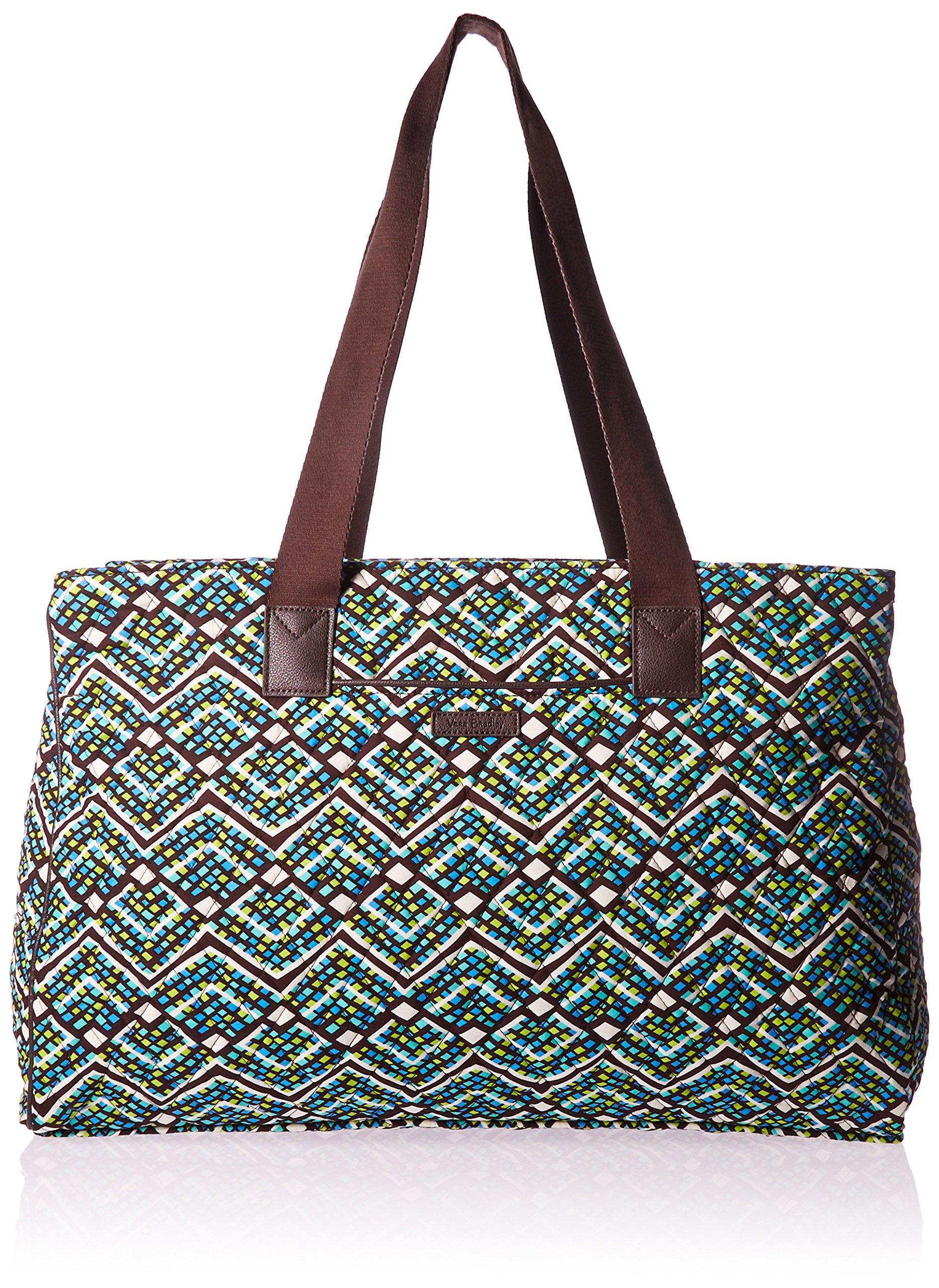 Vera Bradley Women's Triple Compartment Travel Bag