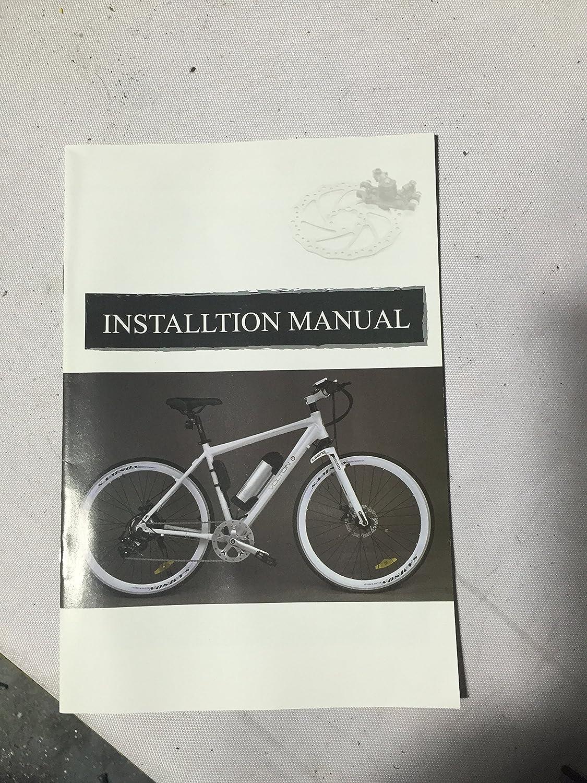 Amazon.com : 48V/60V/72V 3000W Electric Bike Conversion Kit with 48 ...
