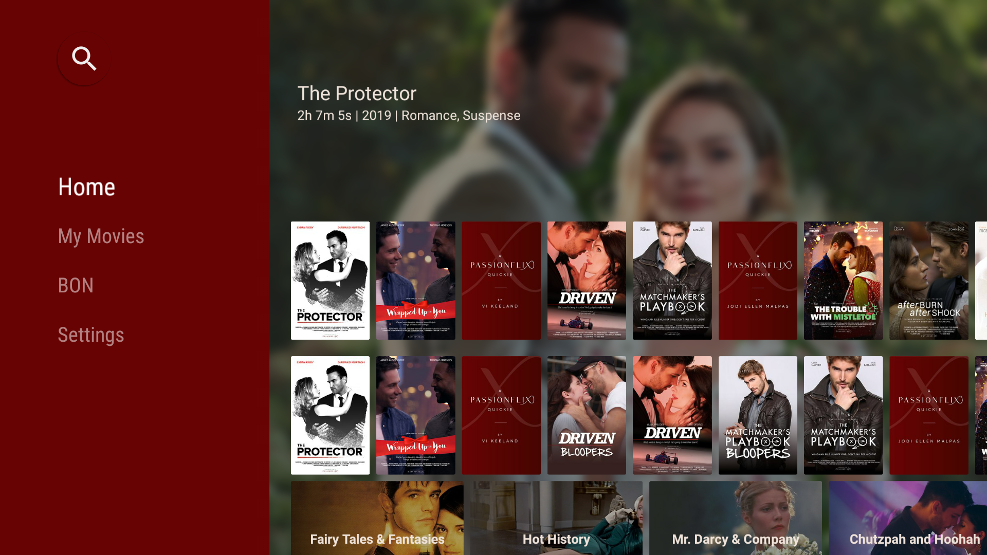 Passionflix: Amazon.es: Appstore para Android