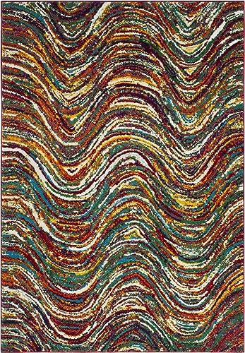 Safavieh ARB502M-9 Rug, 9 x 12 , Multicolored