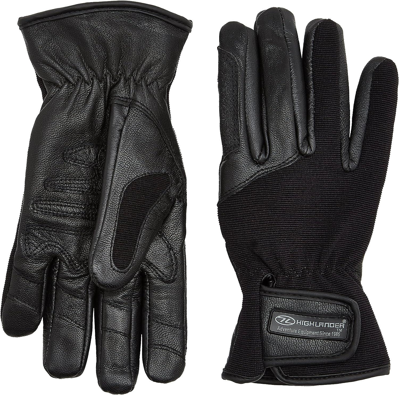 Highlander Mens Special Ops Gloves Men GL033-BK