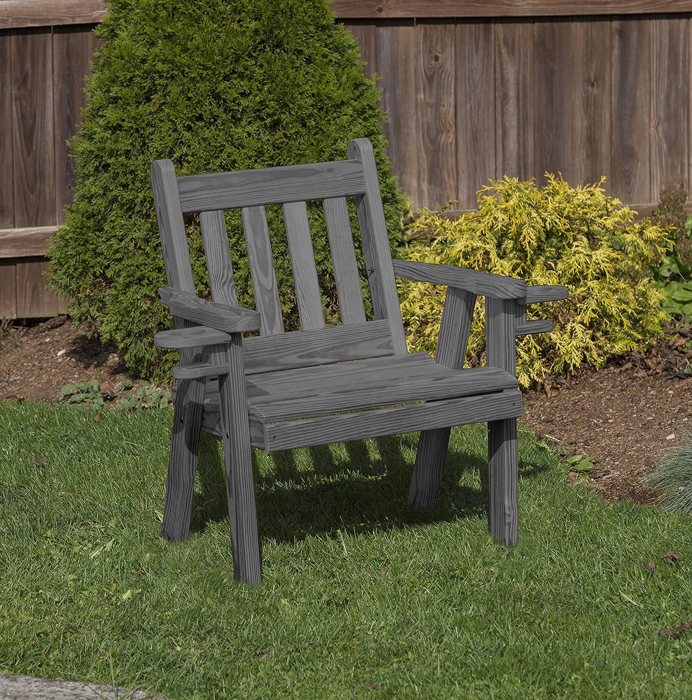 Enjoyable Amazon Com Amish Heavy Duty 800 Lb Mission Pressure Machost Co Dining Chair Design Ideas Machostcouk
