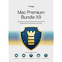 Intego Mac Premium Bundle X9 - 1 Mac - 1 year protection [Download]