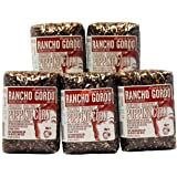 Rancho Gordo Crimson Popping Corn, Five Pack