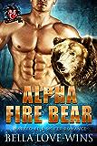 Alpha Fire Bear (Marked Bear Shifter Romance Book 2)