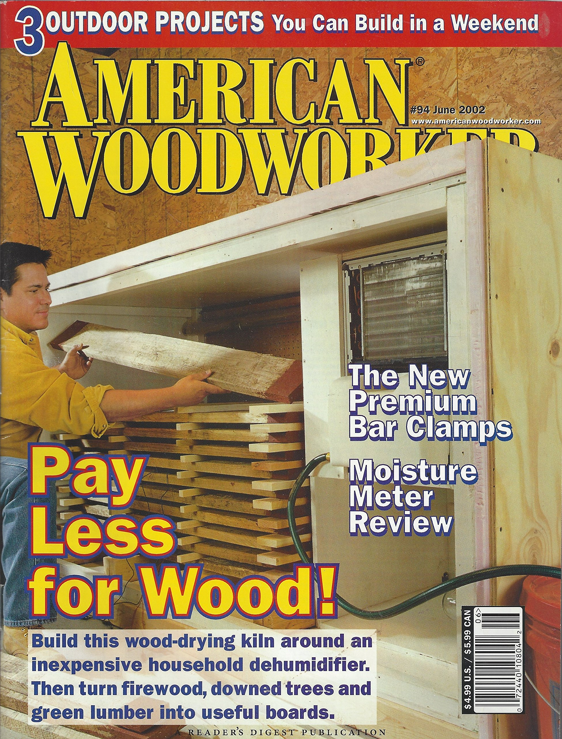 American Woodworker June 2002 (#94) pdf