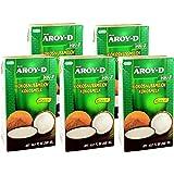 Aroy-D - Kokosmilch - 5er Pack (5 x 500ml)