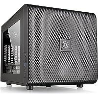 Thermaltake, Gabinete CPU,Micro ATX, Core V21, CA-1D5-00S1WN-00