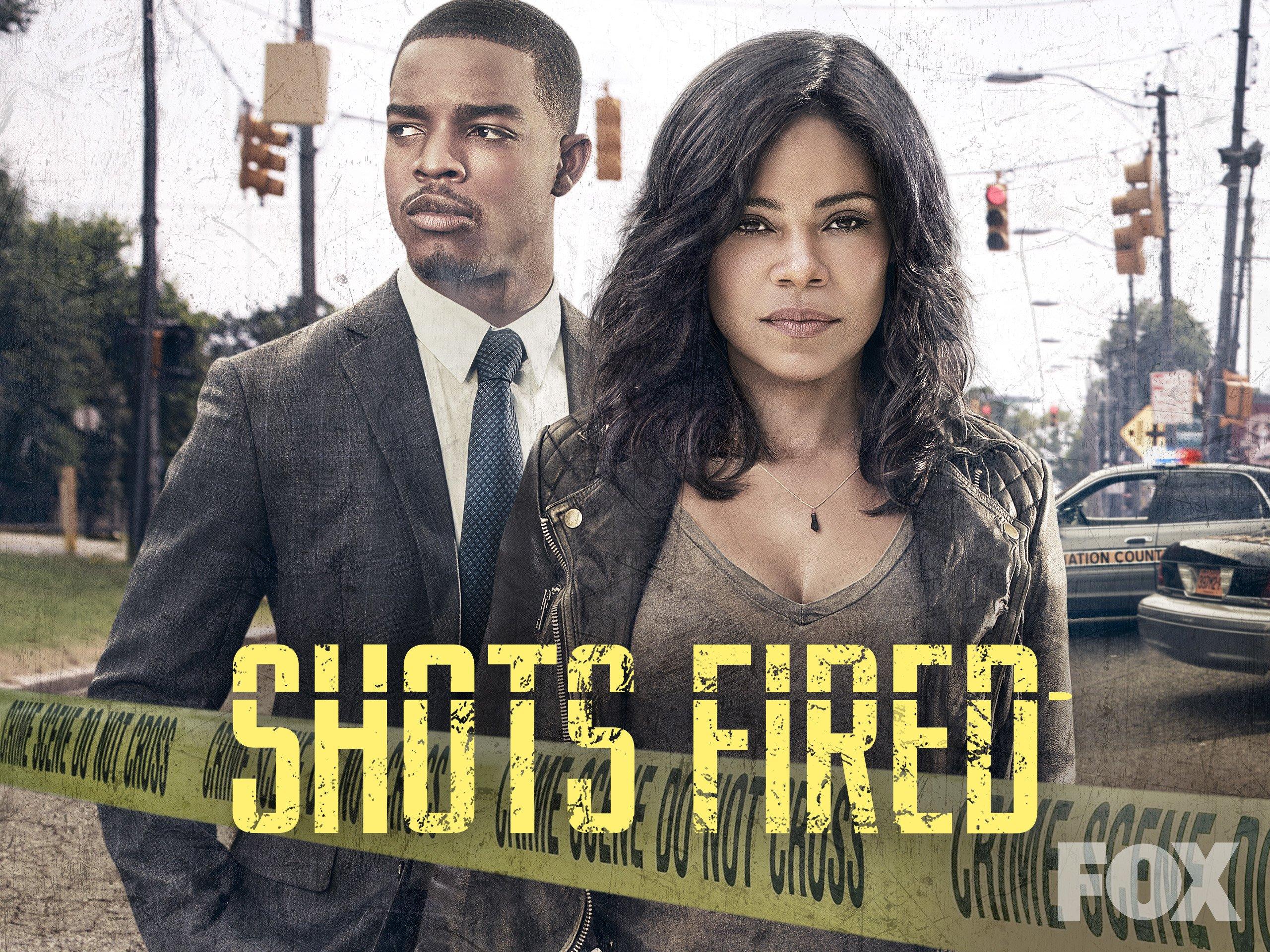 Amazon.com: Shots Fired Season 1