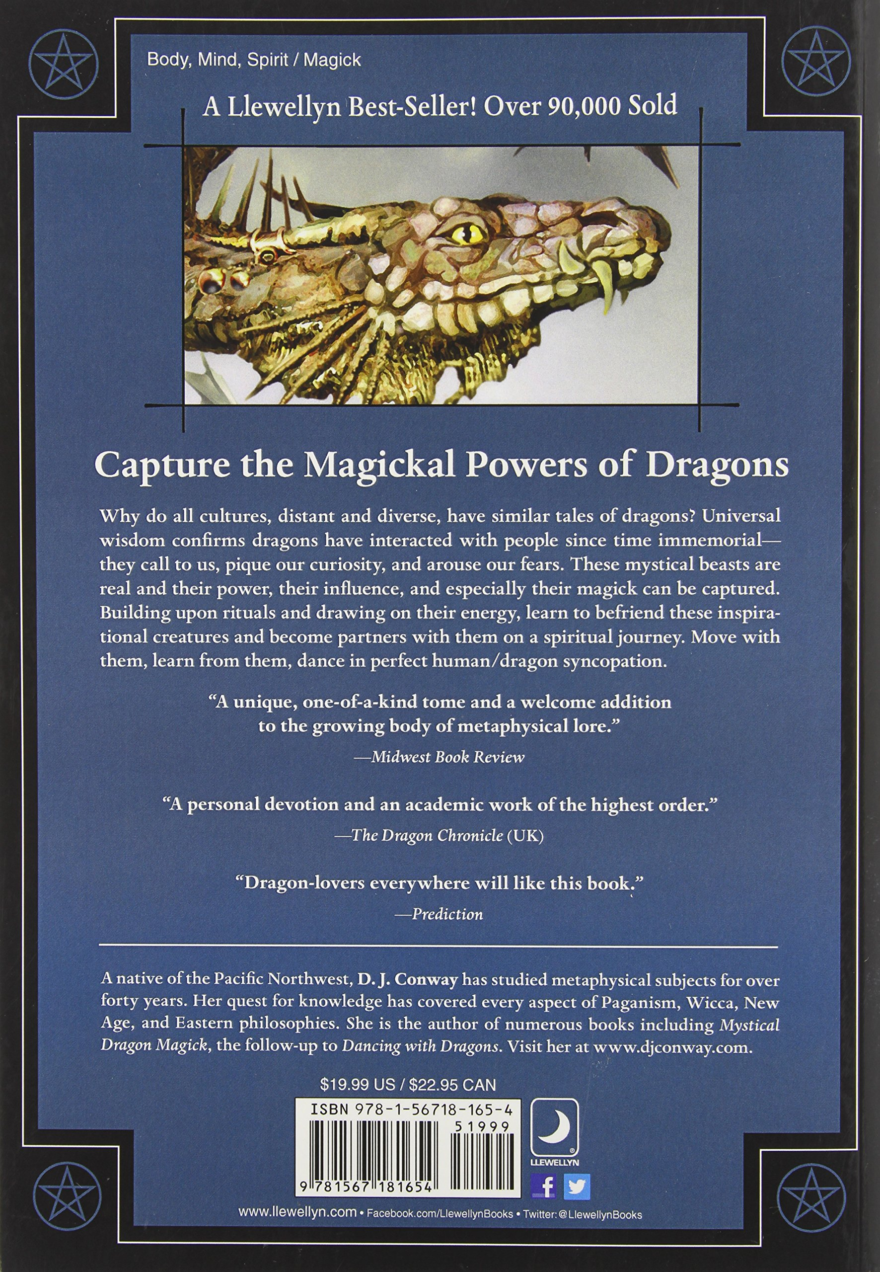 Dancing with Dragons: Invoke Their Ageless Wisdom & Power: D.J. ...